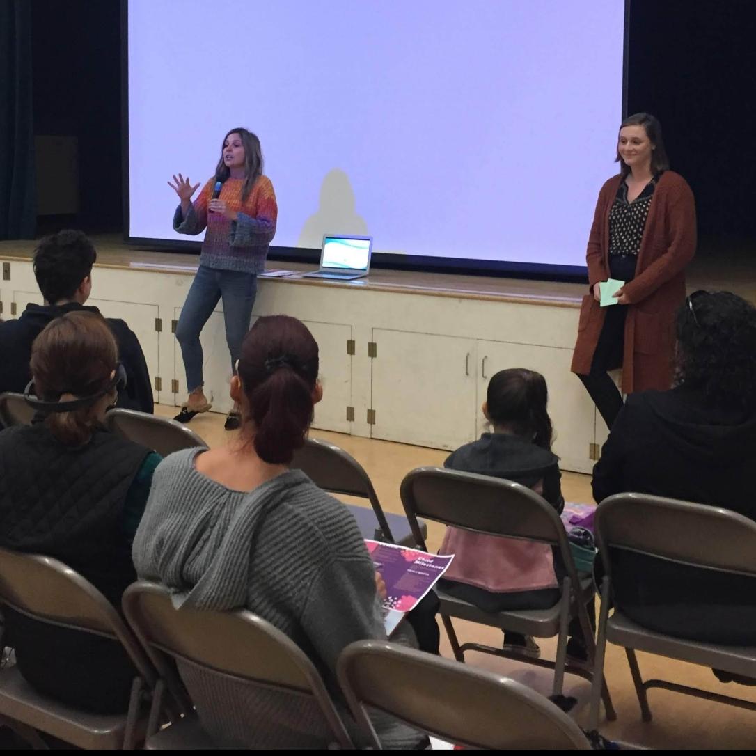 Milestones Caregiver Workshop